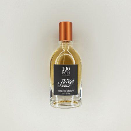 Concentré de parfum 100 Bon - Tonka et Amande absolue 50 ml