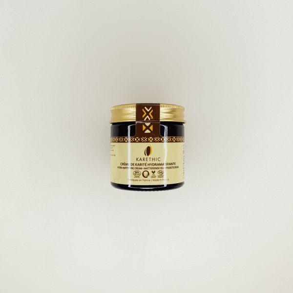 Crème hydramatifiante bio Karethic en pot de 50 ml