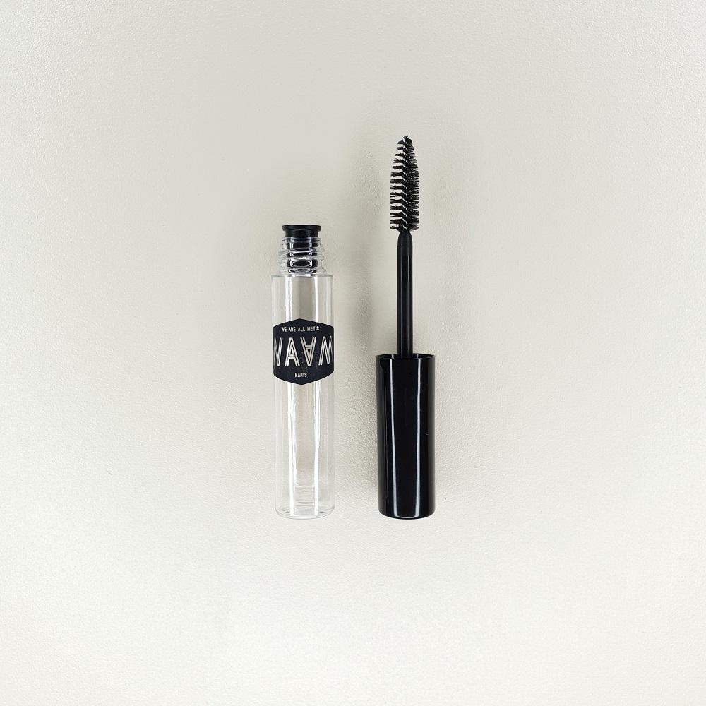 DIY tube de mascara vide de la marque waam