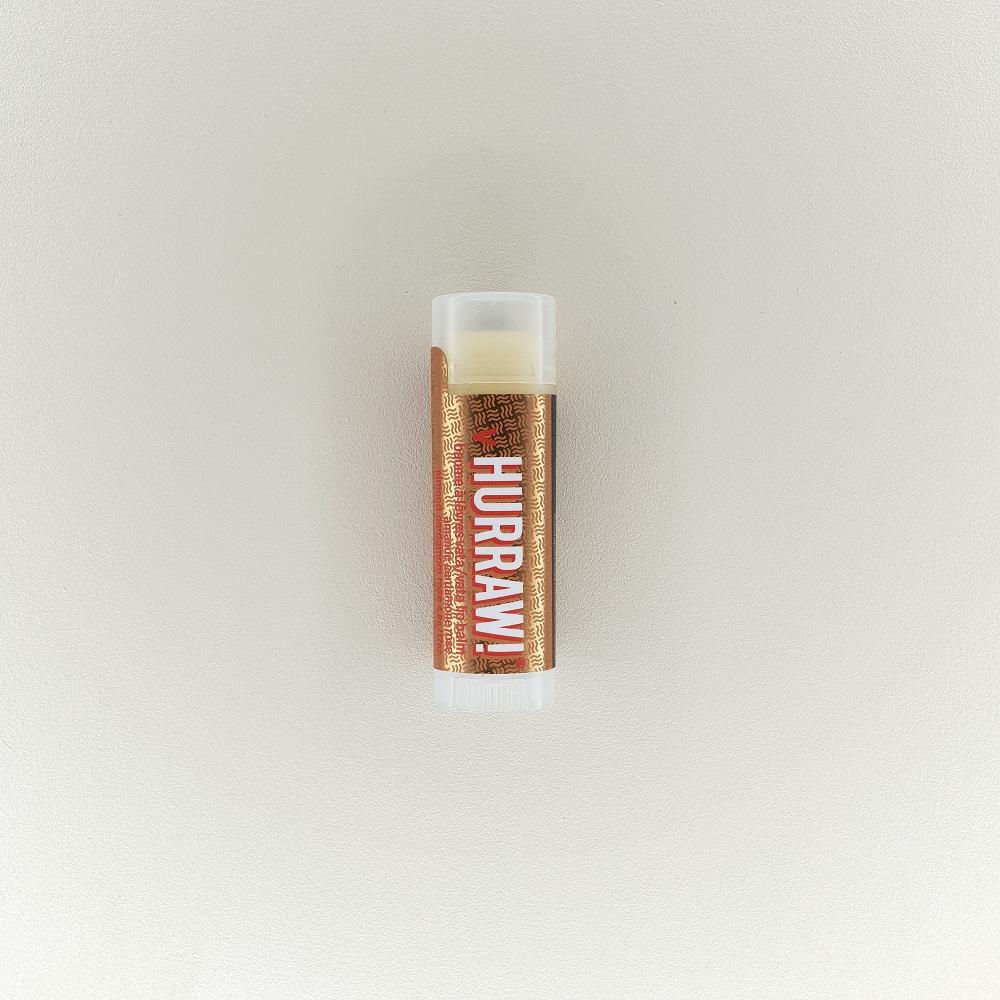 Baume stick à lèvres naturel ayurvédique vata Hurraw!