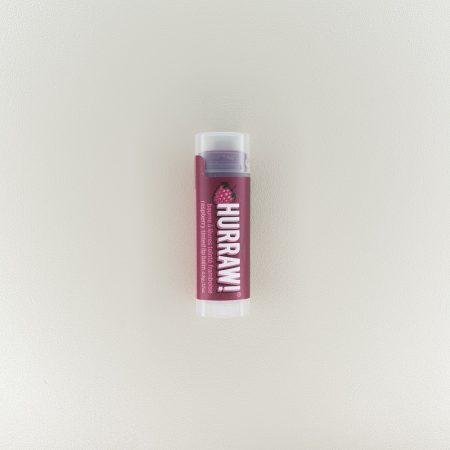 Baume stick à lèvres naturel teinté Framboise