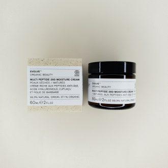 Crème anti-âge Multi Peptide 360