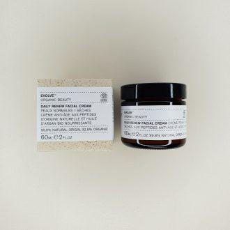 Crème hydratante anti-âge Daily Renew