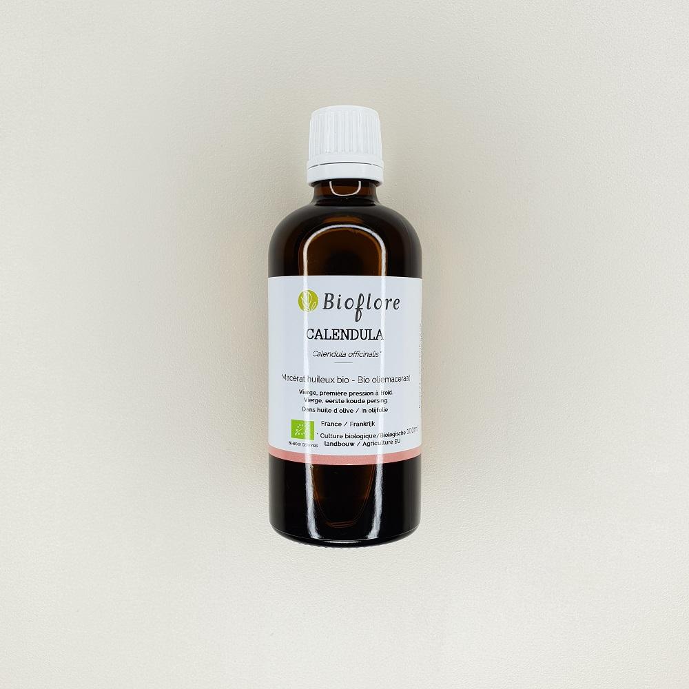 Macérât huileux de Calendula bio Bioflore