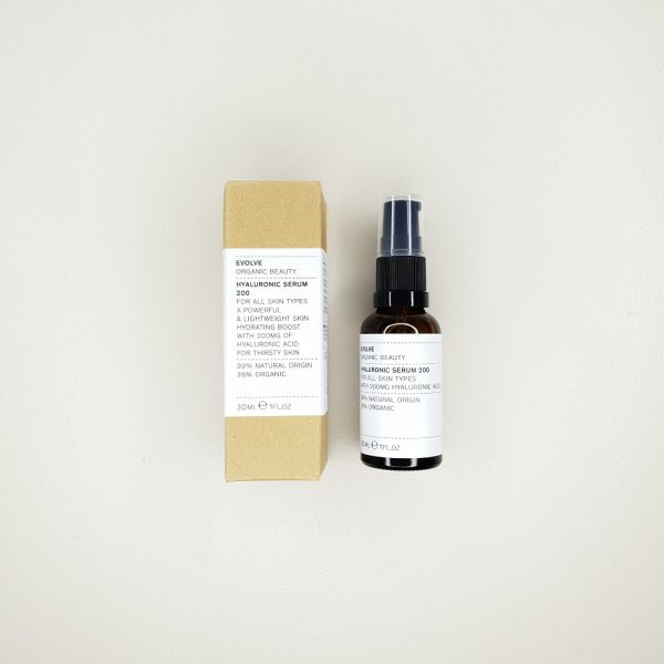 Hyaluronic serum 200 Evolve