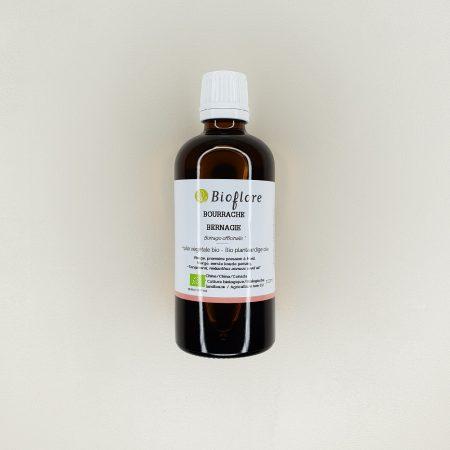 huile végétale de bourrache bioflore