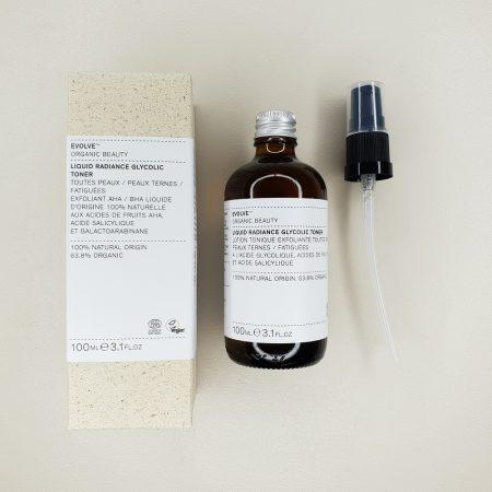 liquid radiance glycolic toner Evolve 100 ml