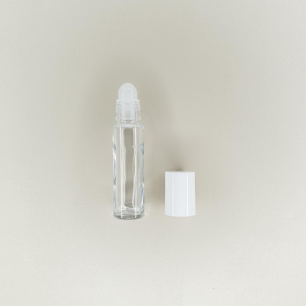 tube cosmétique DIY verre roll-on 10 ml bioflore