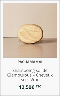 Shampoing Glamourous Pachamamai