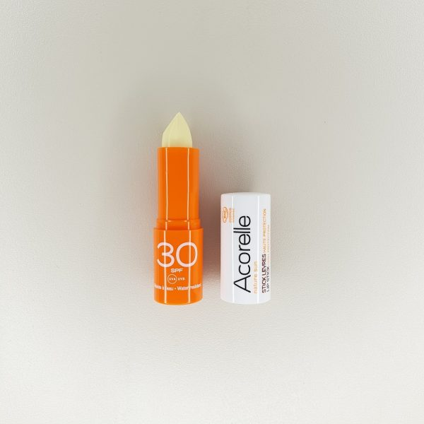 Stick lèvres indice 30 SPF bio Acorelle