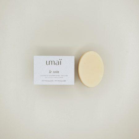 Après-shampoing solide le soin Umaï 50 grammes