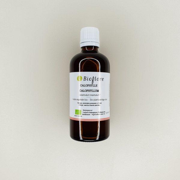 Huile de calophyle bio bioflore 100 ml