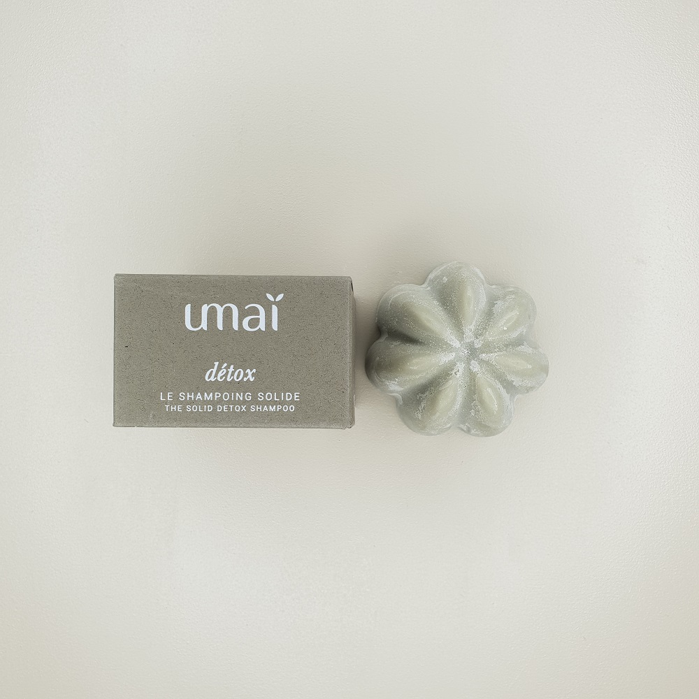 shampoing solide détox Umaï 100 grammes