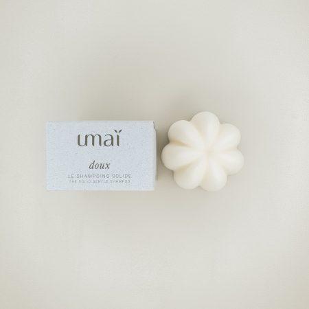 shampoing solide doux Umaï 100 grammes