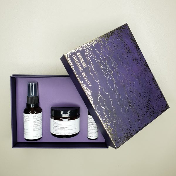 coffret skin icons collection Evolve soins du visage