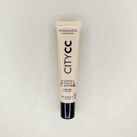 CC crème Madara anti-pollution 40 ml