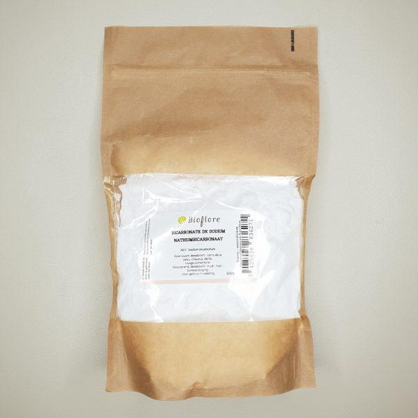 Bicarbonate de soude 500 grammes Bioflore