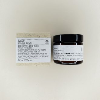 Masque Gold au Bio-Rétinol