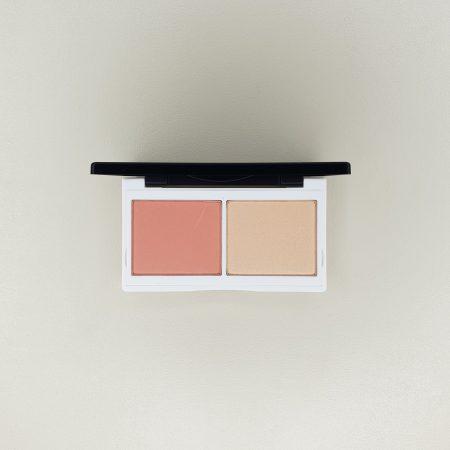 Palette blush Lily lolo duo Coralista 10 gr