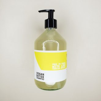 Vegan Detox Shampoo - Shampoing purifiant