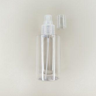 Flacon spray en plastique