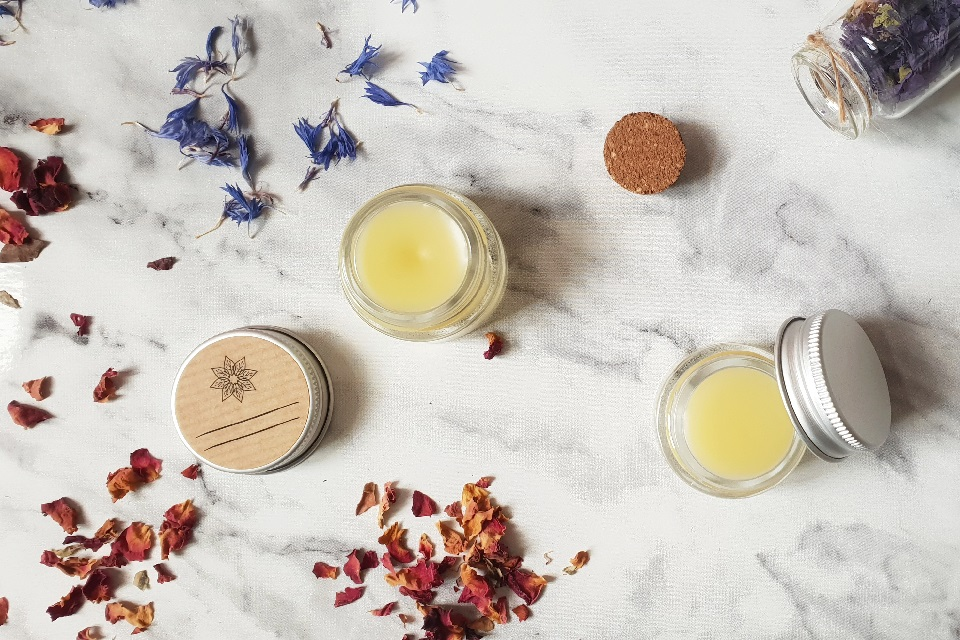 atelier cosmétique maison parfum solide