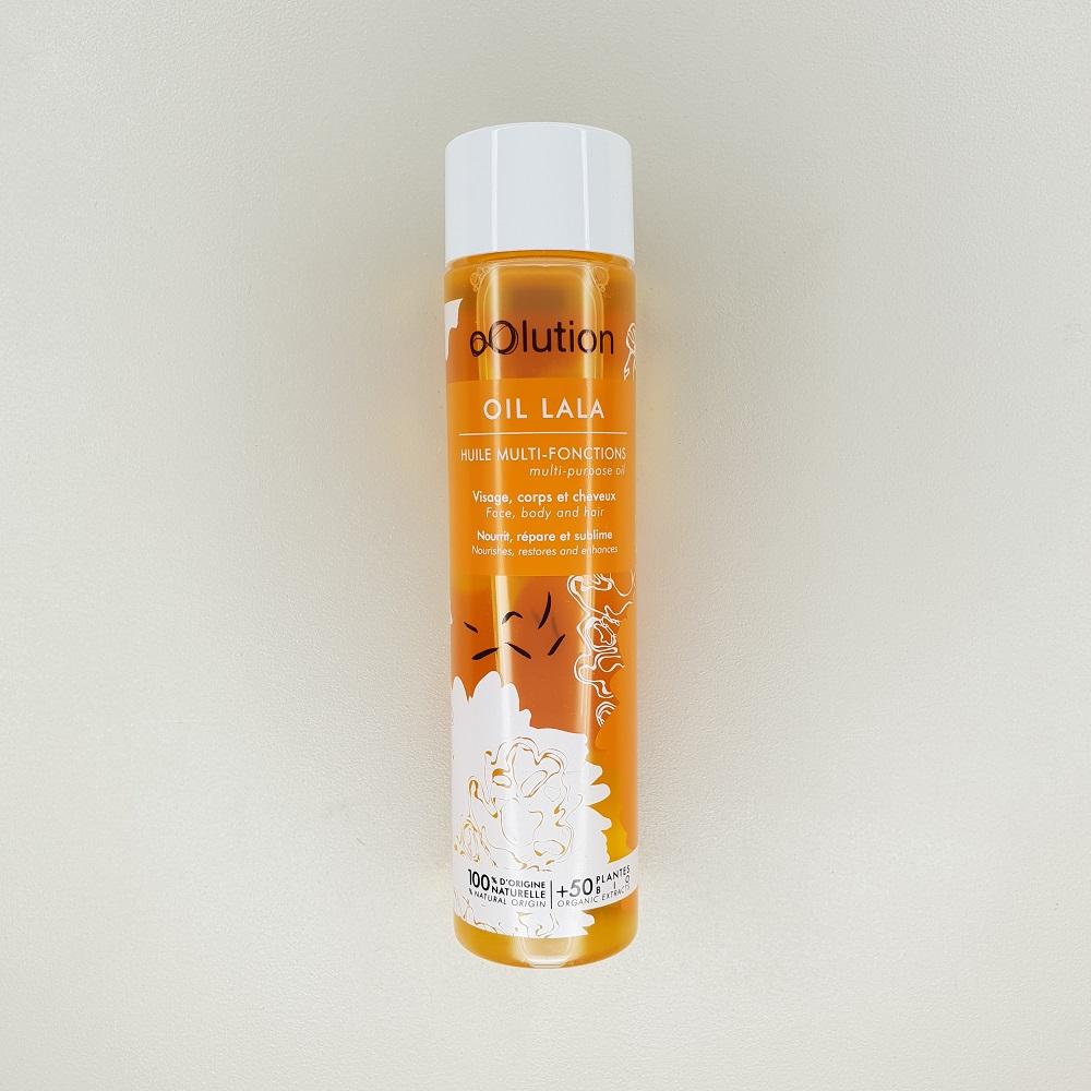 Huile sèche Oolution Oil Lala contenance 100 ml