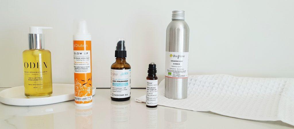 routine naturelle pour peaux déshydratées