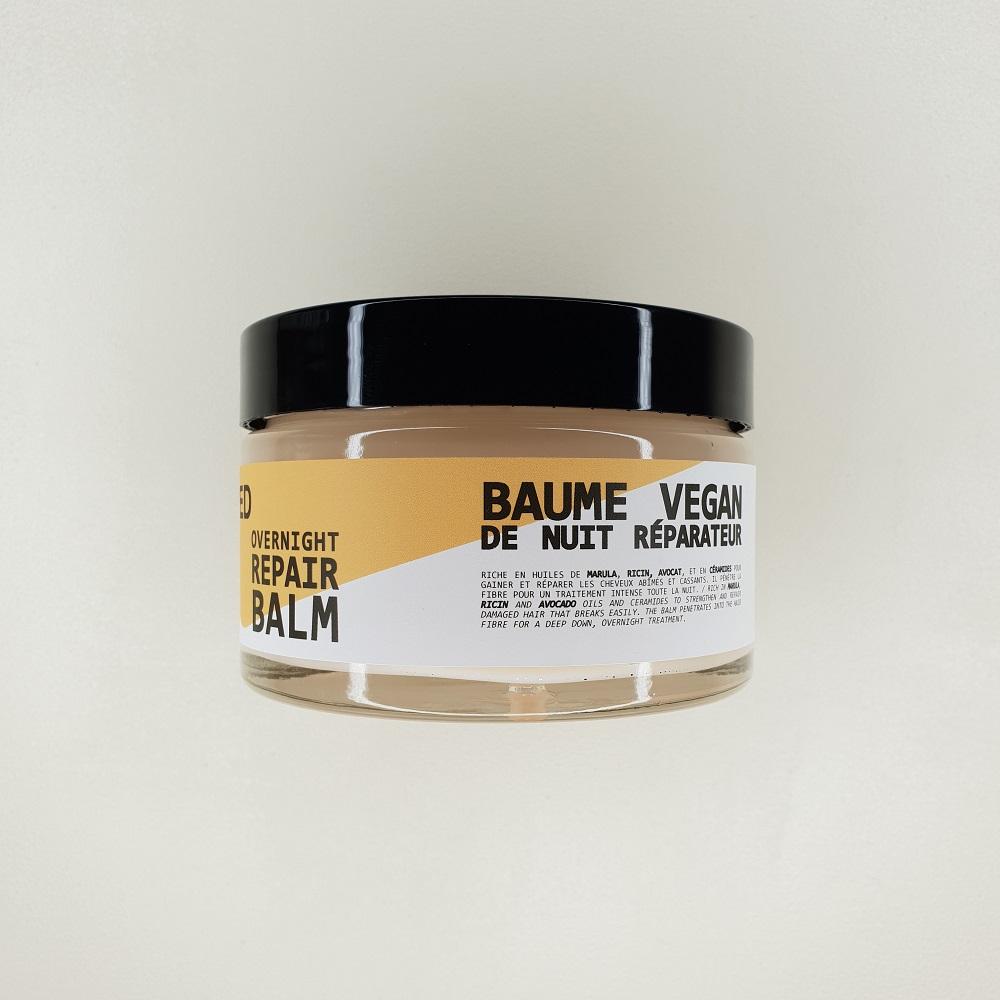 Baume overnight repair balm de Cut by fred format 180 ml