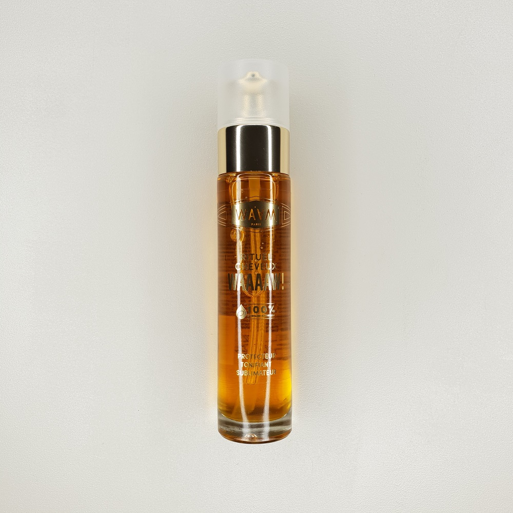 huile cheveux Waam rituel cheveux waaaaw contenance 50 ml