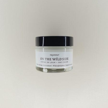 Crème de jour Bio On the wild 50 ml